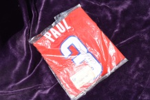 Authenic Chris Paul autographed Los Angeles Clippers Signed Jersey Valued at $475